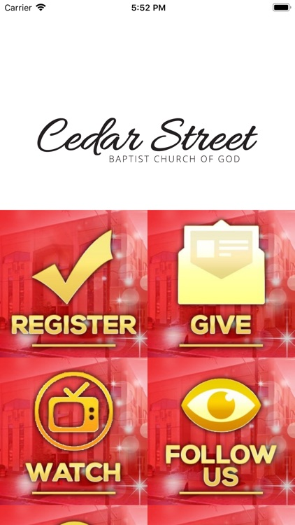 Cedar Street Baptist Church