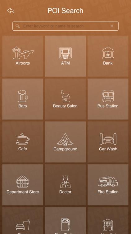 Oklahoma Camping Guide screenshot-4