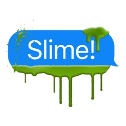 Zombie Slime Stickers