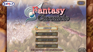 RPG - Fantasy Chronicle screenshot one