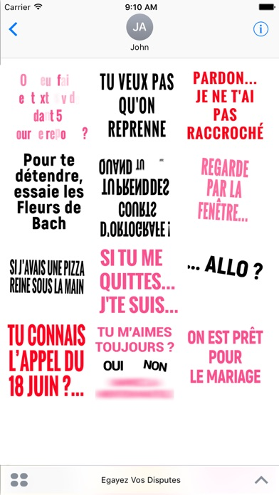 Screenshot #2 pour Egayez Vos Disputes