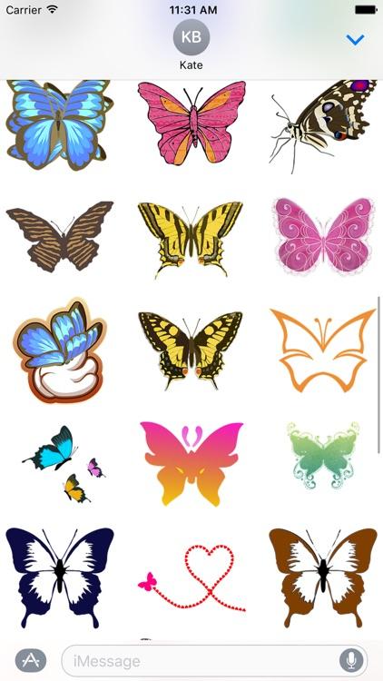 Butterflies Three screenshot-3