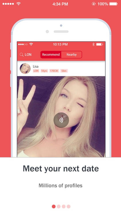cupid chat app