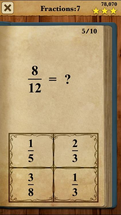 King of Math: Full Game screenshot-3