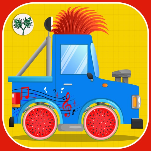 Little Tractor Builder Factory and Build Trucks for Kids
