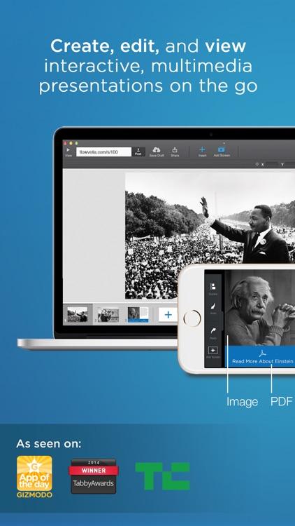 FlowVella Presentation App screenshot-0