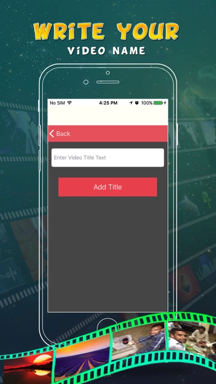 Photo Slide Show & Video Maker - Create Photo SlideShow iOS screenshot-4