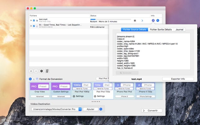 MKV to Any Lite on the Mac App Store