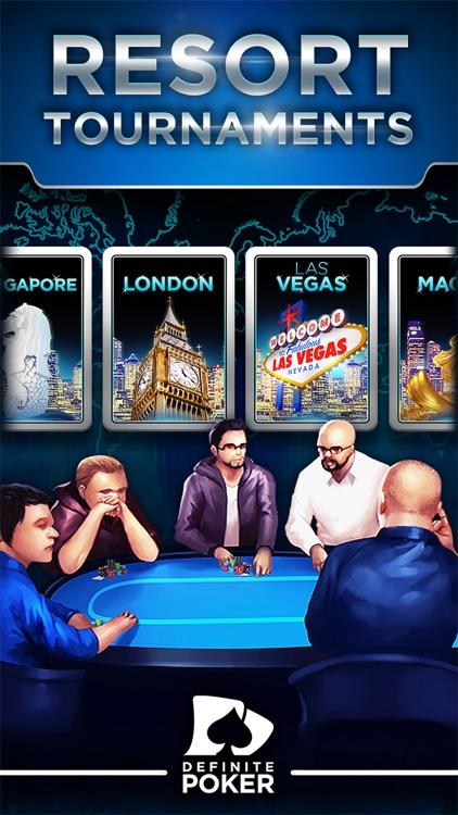 Definite Poker™ - Texas Holdem