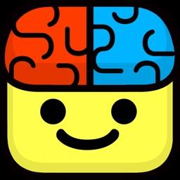右脳パズル 人気無料ゲーム