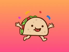 Silly Taco Sticker Pack