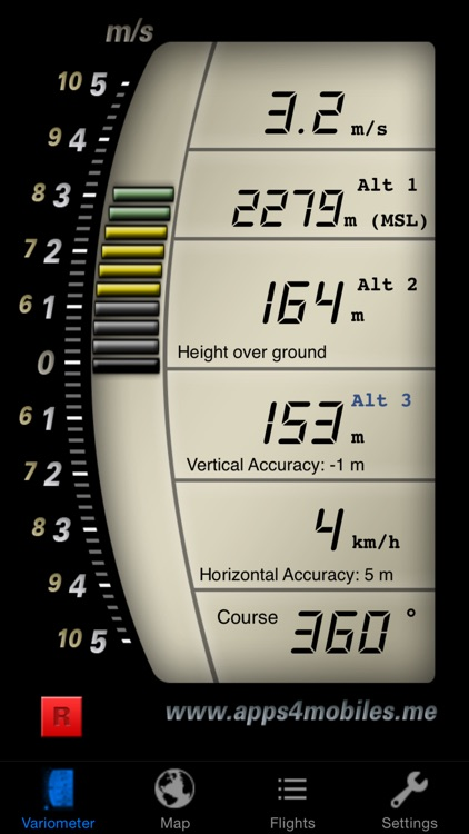 theVariometer screenshot-0