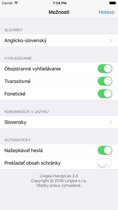 Lingea Anglicko-slovenský vreckový slovníkのおすすめ画像5