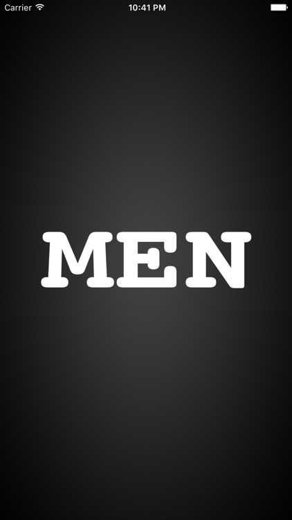 Men - A News Reader for Men