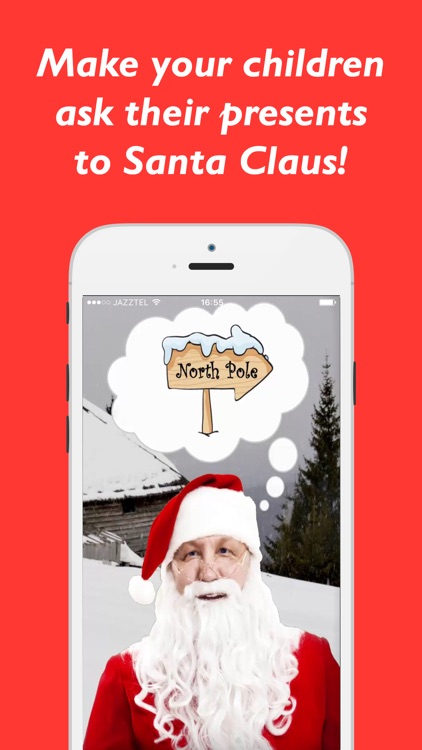 Tell Me Santa Claus (a call from talking santa) screenshot-0