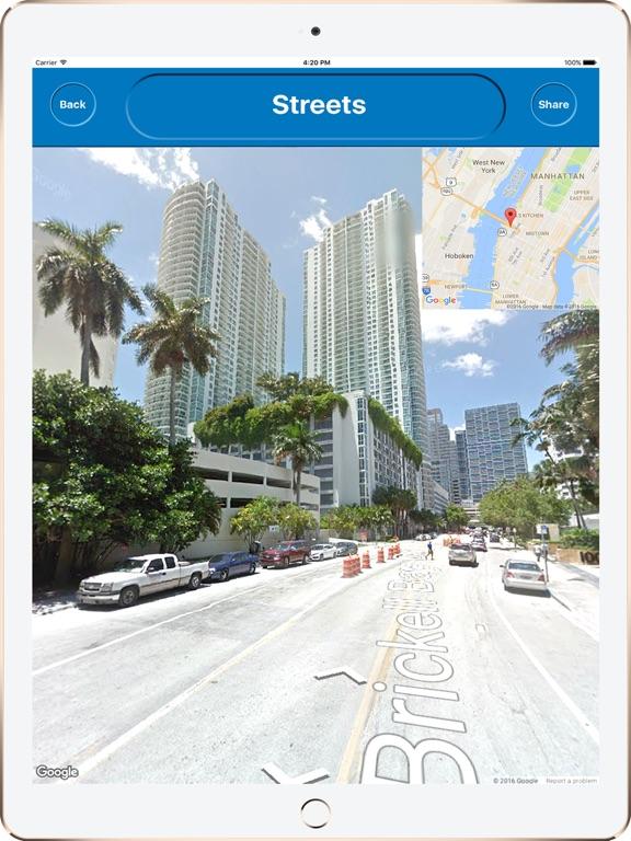 Streets View - Global Street Liveのおすすめ画像4