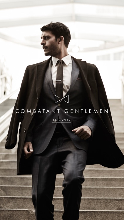 Combat Gent – Suits, Shirts, Ties & More screenshot-0