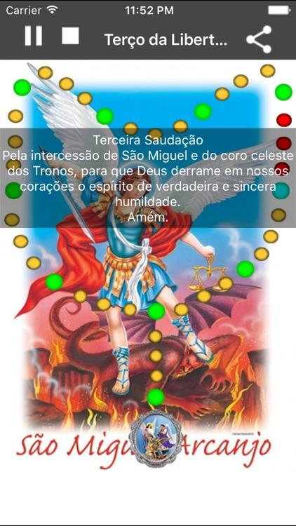 Terço de São Miguel Arcanjo screenshot-3