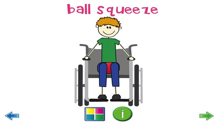 Wheelchair Exercises screenshot-3