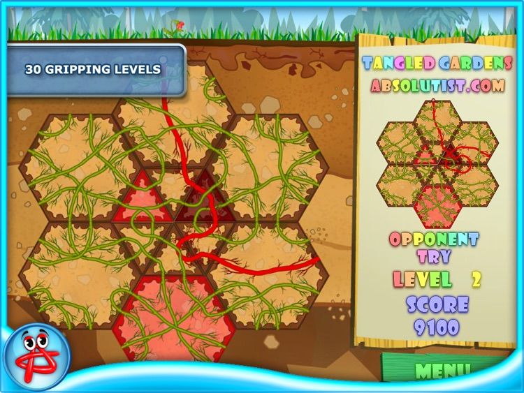 Tangled Gardens: Pipes Puzzle