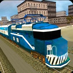 Driving City Metro Train Sim