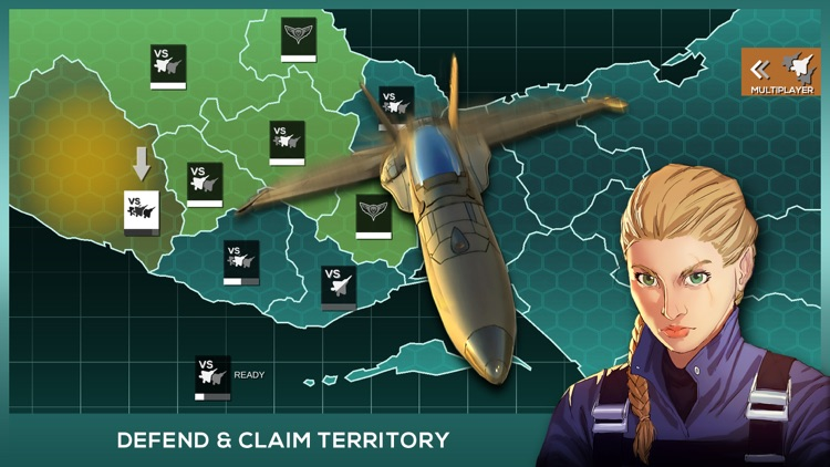Nemesis Air Combat screenshot-4