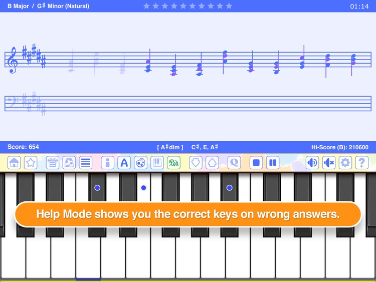 Piano Notes Pro - Sight Reading Tutor screenshot-3