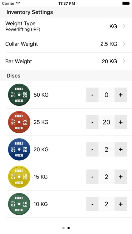 Barbell Calculator for Weightlifting
