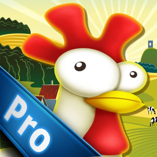 Funny Chicken Jumping Pro icon