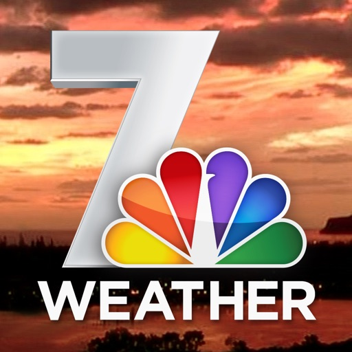 NBC 7 San Diego Weather for iPad icon