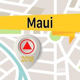 Maui Offline Map Navigator and Guide