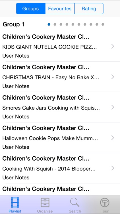 Children's Cookery Master Class screenshot-1