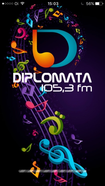 Rádio Diplomata FM - Brusque, SC screenshot-3