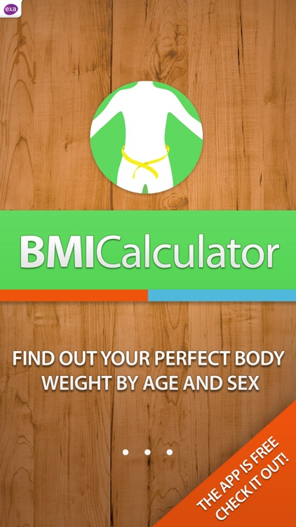 BMI Calculator: weight loss