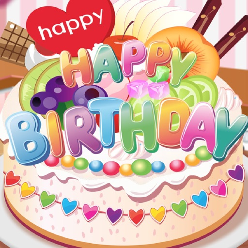 Incredible Super Birthday Cake Hd The Hottest Cake Games For Girls And Kids Birthday Cards Printable Trancafe Filternl
