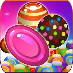 Sugar Candy Dash Village: Match-3 Version