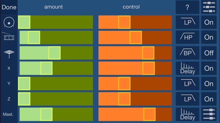 VoxBeat drums+multi-track looper screenshot-3