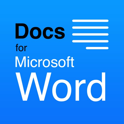 Full Docs - Microsoft Office Word Edition for MS 365 Mobile
