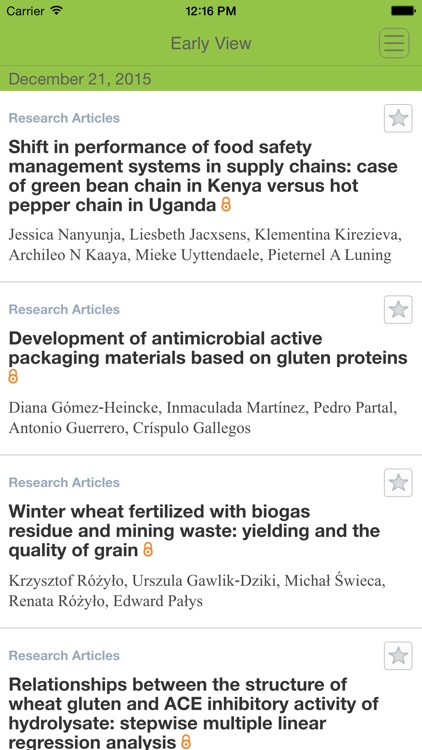 Journal of the Science of Food and Agriculture screenshot-4