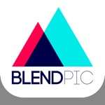 Blendpic:Double exposure  & HD photo editor