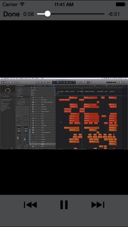 MixingMusic screenshot-3
