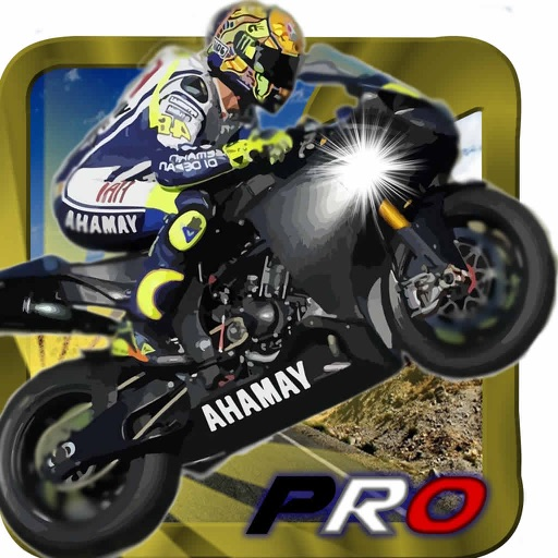 Motorcycle Jump Run Pro - Highway Racing Speed Traffic