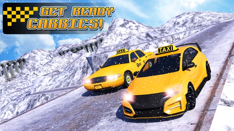 Taxi Driver 3D : Hill Station
