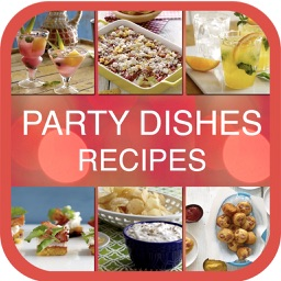 Party Dishes Recipes for iPad
