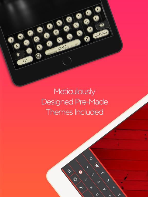 Keyboard Maker by Better Keyboards - Free Custom Designed Key.board Themes screenshot