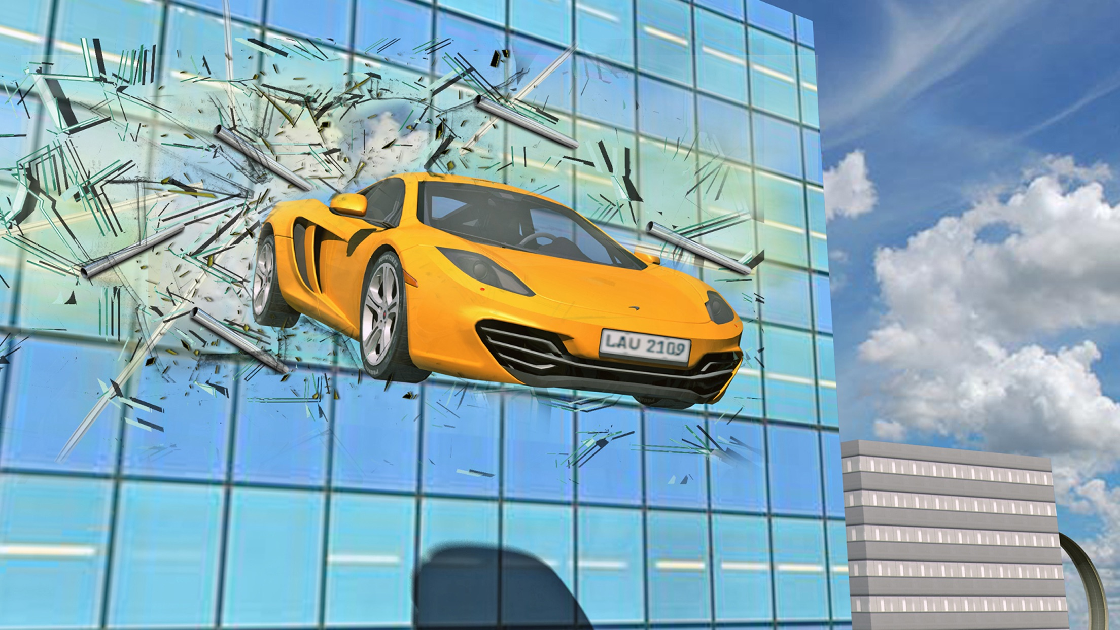 Fast Racing Furious Stunt  8 extreme simulator games. Screenshot