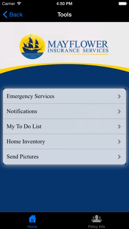 Mayflower Insurance Services screenshot-3