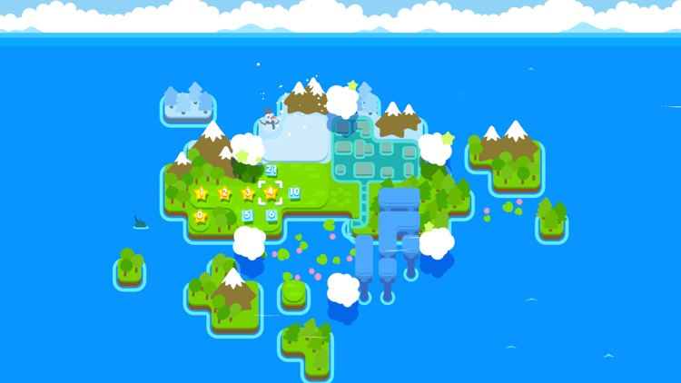 Snakebird screenshot-1