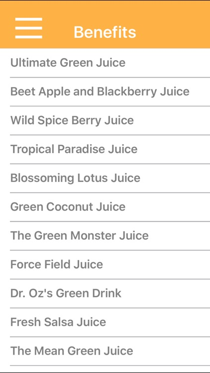 Juice Diet Recipes For Detox & Cleansing
