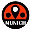 慕尼黑旅游指南地铁路线德国离线地图 BeetleTrip Munich travel guide with offline map and München u-bahn metro transit
